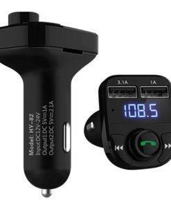 YASOKRO Bluetooth Araç Kiti MP3 Çalar Araç Şarj Tüm Ürünler Ses & Görüntü Koleksiyonumuz Pratik Yaşam Tüketici Elektroniği Akıllı Elektronik Aletler