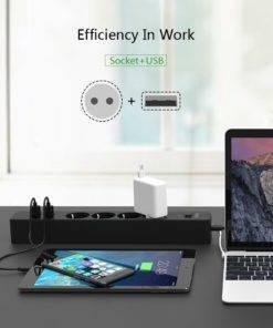 NTONPOWER Akıllı Uzatma Kablosu USB Şarj Tüm Ürünler Ev Aletleri