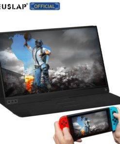 ZEUSLAP İnce Taşınabilir LCD HD 15.6 Monitör Tüm Ürünler Bilgisayar ve Ofis