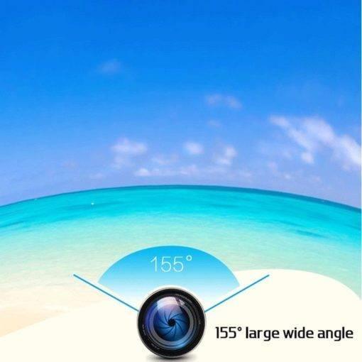 FGHGF SQ23 HD Wifi Küçük Mini Kamera 1080P Güvenlik Kameraları