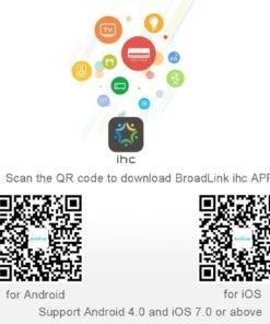 2019 Yeni Broadlink RM Pro + RM33 RM mini3 Akıllı Ev Otomasyon WIFI + IR + RF + 4G evrensel Denetleyici için iOS Android Ev Aletleri