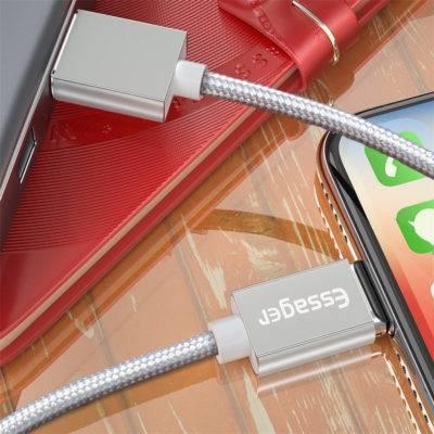 ESSAGER Akıllı Telefon Mıknatıslı Şarj Kablosu Tüm Ürünler Tüketici Elektroniği Akıllı Elektronik Aletler Akıllı Telefon Aksesuarları