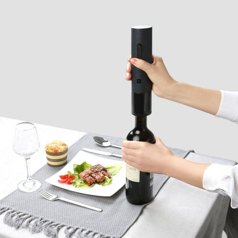 XIAOMI Mijia Huohou Otomatik Şarap Şişe Kiti Tüm Ürünler Mutfak Aletleri